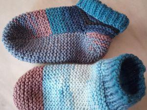 Et toujours autant fan de tricot !