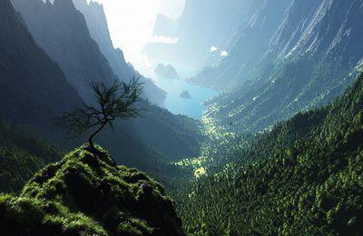Méditations et profondes réflexions sur les Montagnes