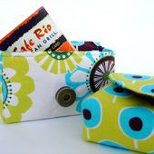 Purse Week: Loyalty Card Holder tutorial