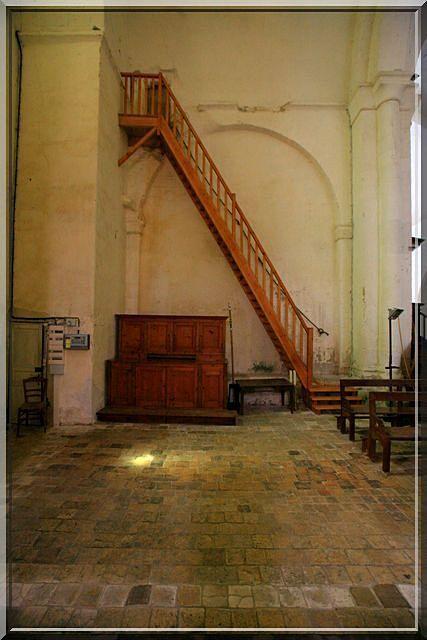 Diaporama église fortifiée de Reignac