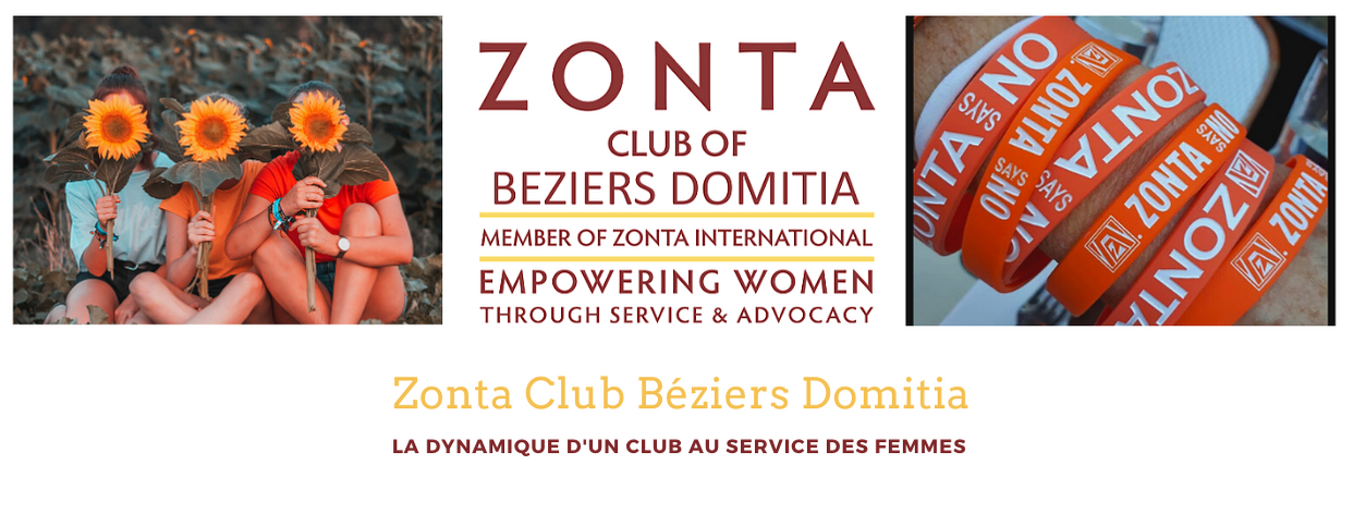 Zonta club Béziers Domitia