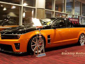 Chevrolet Corvette C4 & C5, Camaro