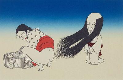 Exposition Dessin Contemporain: Toshio SAEKI