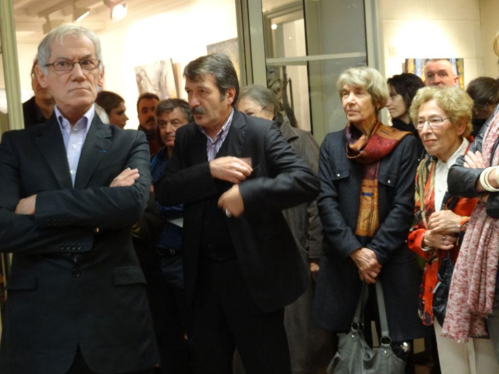 L'association Arts et Artistes à Montgeron (AAM) promeut les arts et les artistes et nous permet de découvrir des talents confirmés. Du 8 au 24 novembre 2013