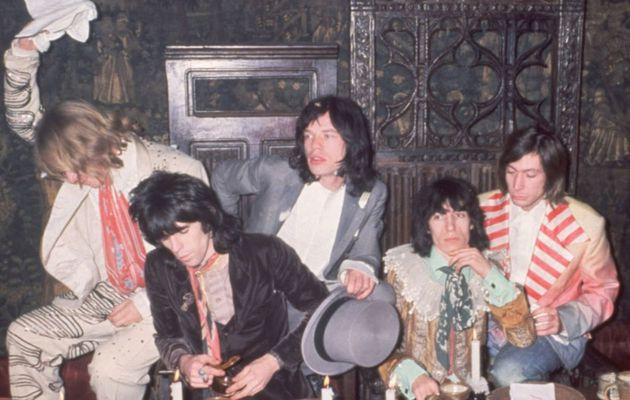 The Rolling Stones -Street Fighting Man