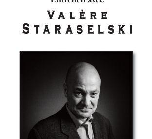 """""""Entretien avec Valère Staraselski"""" dans le Berry Républicain"""