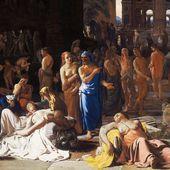 Le coronavirus a tout pompé à la peste d'Athènes
