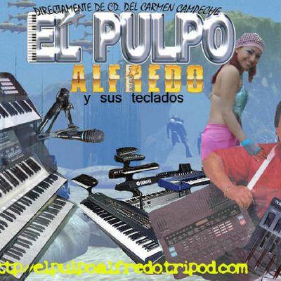 """descarga Album """"Alfredo el Pulpo de los Teclados"""""""