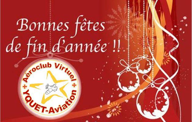 AVYA vous souhaite de bonnes fêtes de fin d'année...
