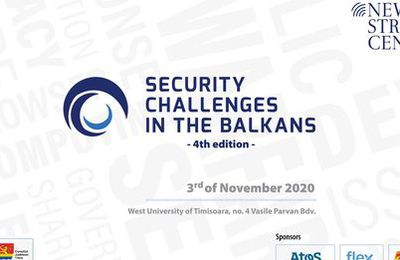 RoumanIE : Agenda conférence – Security Challenges in the Balkans !