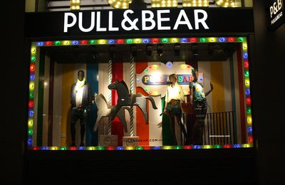 La tendance du week-end : Pull and Bear !!!