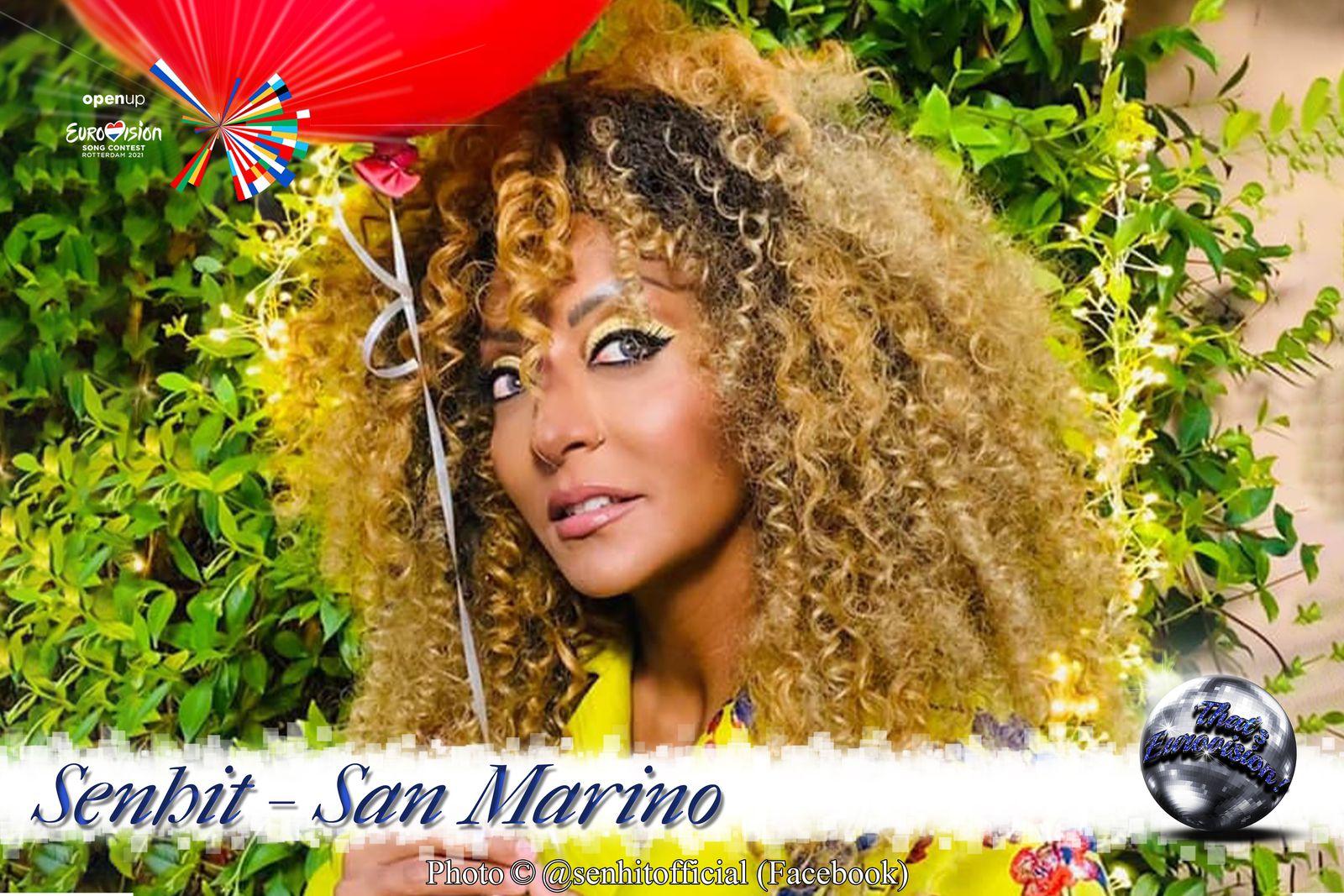 San Marino 2021 - Senhit (Adrenalina)