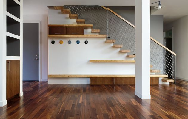 Which types of flooring can increase the resale value of your house