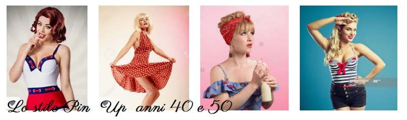 Stile Pin Up
