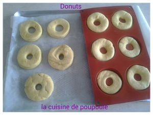 Donut's au four au thermomix