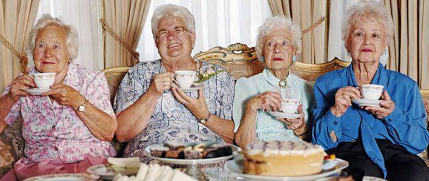 Senior Living in Retirement Homes