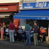 BreizhJournal a rencontré la marche des Veilleurs à Couëron