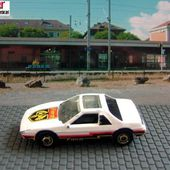 PONTIAC FIERO 2M4 HOT WHEELS 1/64. - car-collector.net: collection voitures miniatures