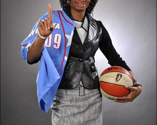"""WNBA: """"The Big Three"""", la présentation des trois meilleures scoreuses de la saison régulière"""