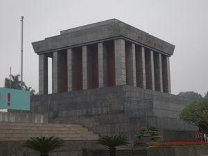 Mausolée et maison d'Ho Chi Minh