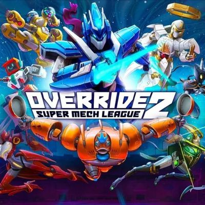 [Test] Override 2 : Super Mech League