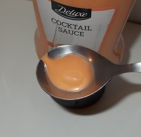 Lidl Deluxe Cocktail Sauce