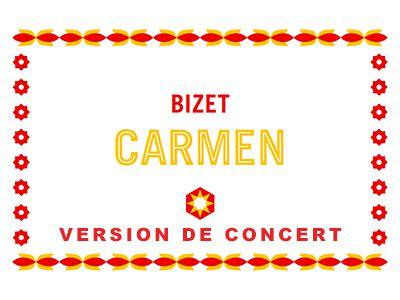Carmen à Opéra de Toulon Provence Méditérannée, en novembre 2020