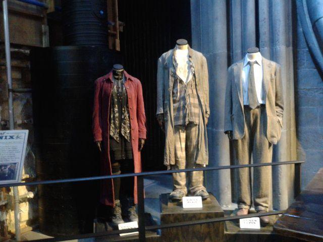 Les studios de Harry Potter