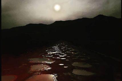 L'état de la route de plaine des sables laisse vraiment à désirer.