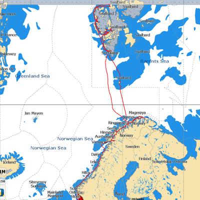 Norvège 2016-2