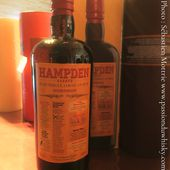 Hampden Estate Overproof - Passion du Whisky