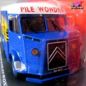 FASCICULE N°55 CITROEN TUB TYPE H PILES WONDER IXO 1/43 - car-collector.net
