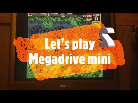 Le deuxième let's play de la Megadrive mini!