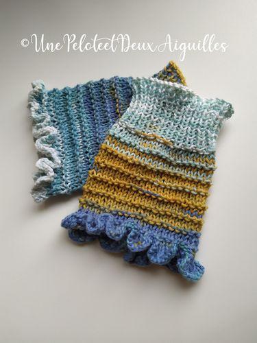 Beyonday Lot de 2 aiguilles /à tricoter en aluminium avec /écharpe /écharpe /à tisser long et droites 2 mm