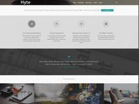 L'application Hyte par JB Adkins