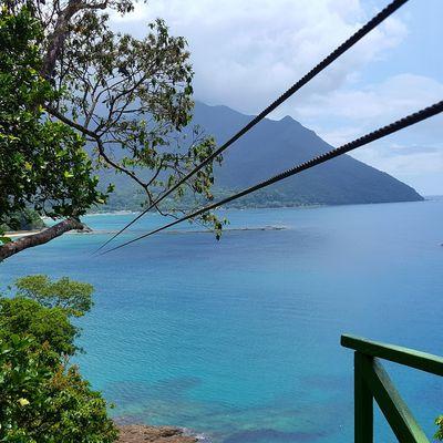 Zipline de Saban Philippines