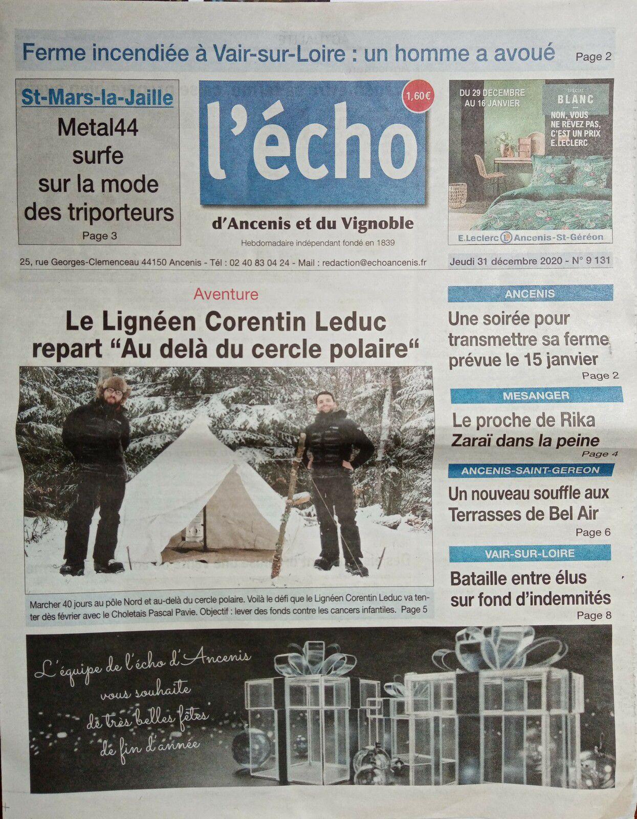 Presse / Radio / Télévision