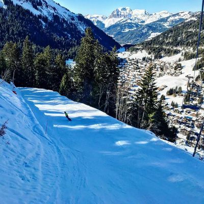 Spend Quality Time With Family at the Swiss Mountain