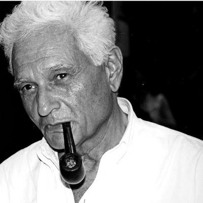 Jacques Derrida - a literary philosopher who famously loathed the act of translating.