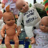 Cri d'alarme sur les fermetures de maternité ce jeudi 12 septembre sur France 3