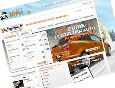 Web : automobile.fr, un site de référence