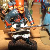 PASSION FIGURINES / LOISIRS CREATIFS / N° 24 / LE ZOUAVE