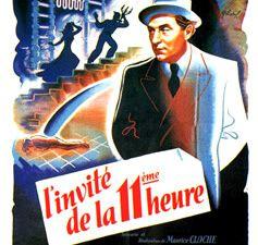 L'Invité de la onzième heure de Maurice Cloche