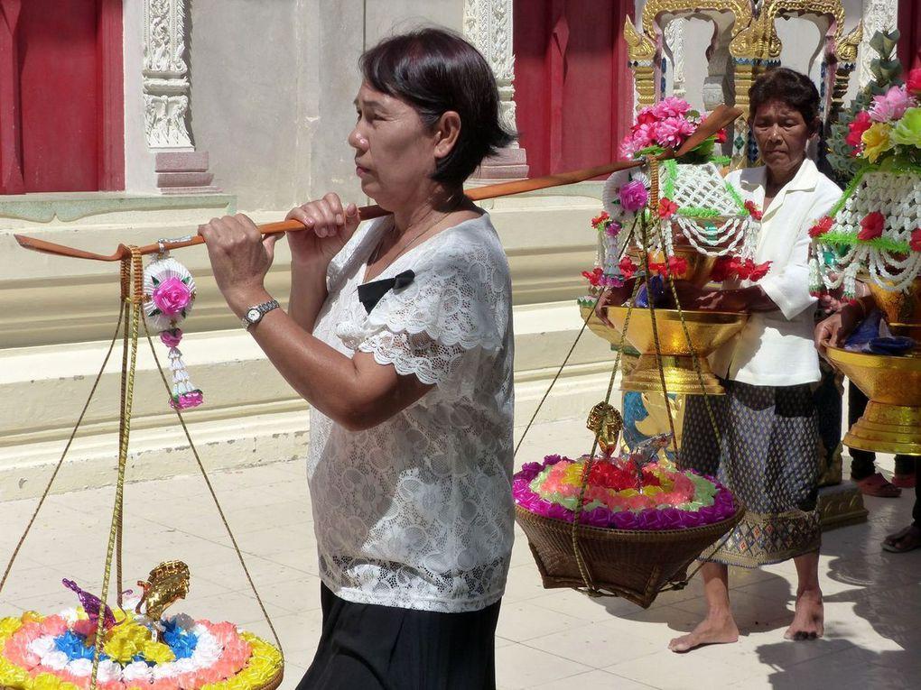 La fète au Temple (2) - Les offrandes