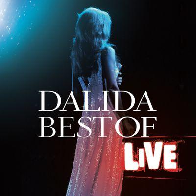 """DALIDA """"Best Of Live"""", livre-disque disponible le 2 décembre 2013"""