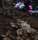 30 avril 2011, deuxième journée de fouille à Acoua
