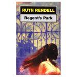 Ruth Rendell Regent's Park