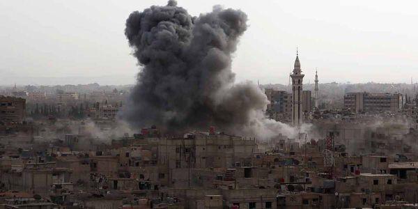 Ca se gâte en Syrie