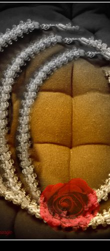 Collier spirale turque