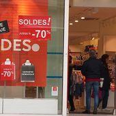 Soldes d'hiver : dernier jour pour profiter des promotions - Le journal de 13h   TF1